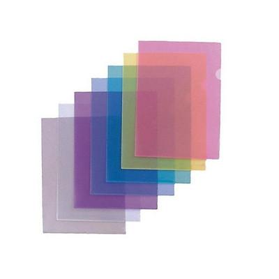 BÌA NHỰA A4 TRẮNG 0.2MM (10c/Xấp) Plus_88-V11