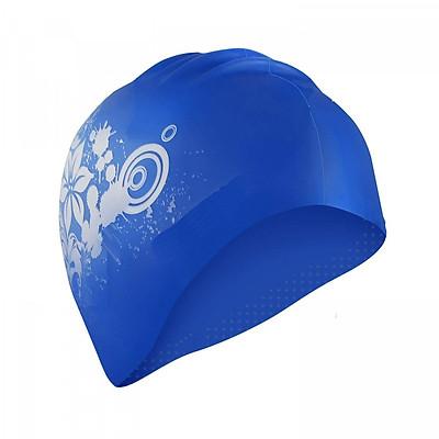 Mũ bơi trùm tóc cho nữ ca35 POPO Collection