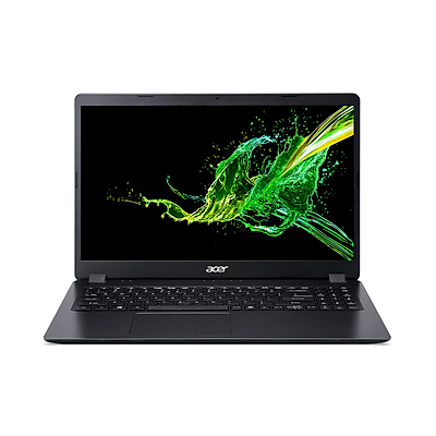 Laptop Acer Aspire A315-56-502X (NX.HS5SV.00F) (i5 1035G1/4GBRAM/256GB SSD/15.6 inch FHD IPS/ Win 10/Đen)(Hàng Chính Hãng)