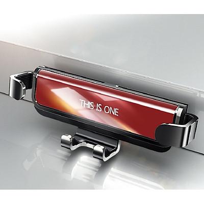 Giá đỡ, kẹp giữ điện thoại gắn lỗ thông gió trên xe ô tô xoay 360 độ