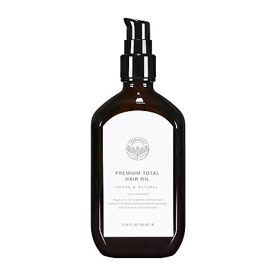 Dầu Dưỡng Tóc Chắc Khỏe Ngăn Rụng TERAPIC Premium Total Hair Oil 100 ml