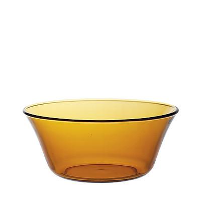 Tô đại thủy tinh cường lực Pháp Duralex Lys 23cm ( Vàng Amber/ Xanh Saphir/ Nâu khói Creole)