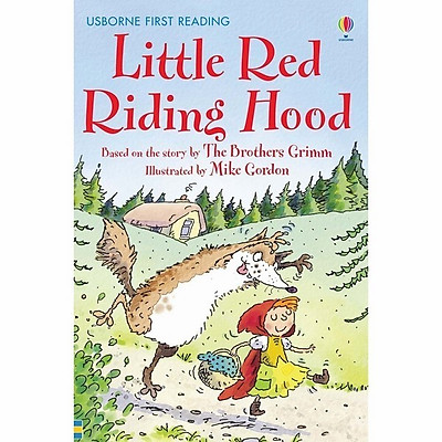 Sách thiếu nhi tiếng Anh - Usborne First Reading Level Four: Little Red Riding Hood