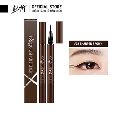 Kẻ mắt nước Bbia Last Pen Eyeliner 0.6g (5 màu)