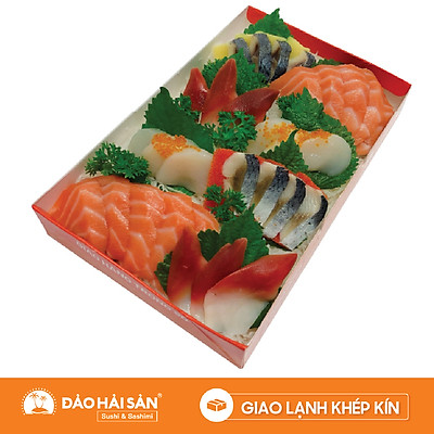 [Chỉ Giao HCM] - Sashimi Combo 4C