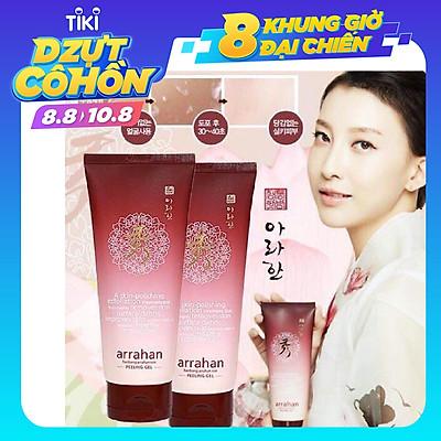 Tẩy da chết trắng da La Hán Quả Hangban Arrahan Soo Peeling Gel Hàn Quốc 180ml