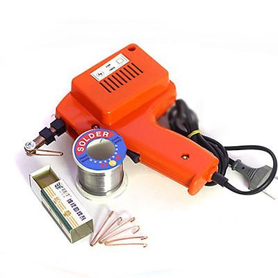Mỏ hàn xung 220V-100W bách khoa chuẩn ( Tặng 01 thiếc OK 100g, 01 hộp nhựa thông, 03 mũi hàn xung )