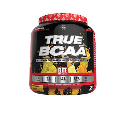 Sản phẩm tăng cơ bắp - Tăng cường sức mạnh- True BCAA Pineapple Mango