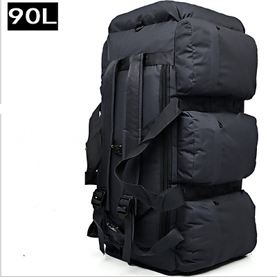 Ba lô du lịch đi phượt siêu tải 90L OEM Mountaineering Bag XXL