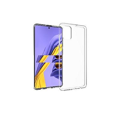 Ốp lưng silicon dẻo trong suốt dành cho SamSung Galaxy A51 siêu mỏng 0.5 mm