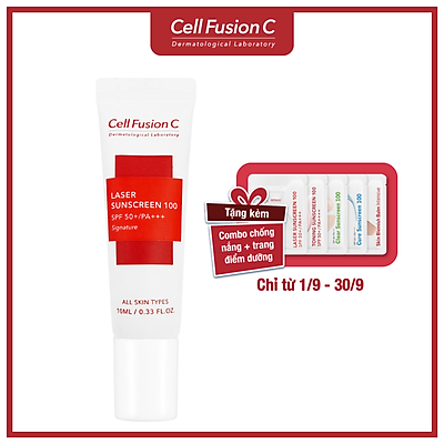 Kem Chống Nắng Cho Mọi Loại Da Cell Fusion C Laser Sunscreen 100 SPF50+ PA+++  10ml