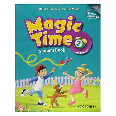 Magic Time 2: Student Book and Audio CD Pack