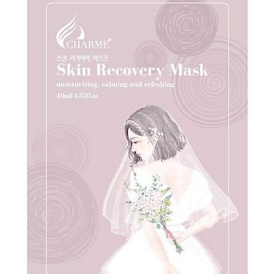 Mặt Nạ Tế Bào Gốc Skin Recovery Mask Charme Hàn Quốc