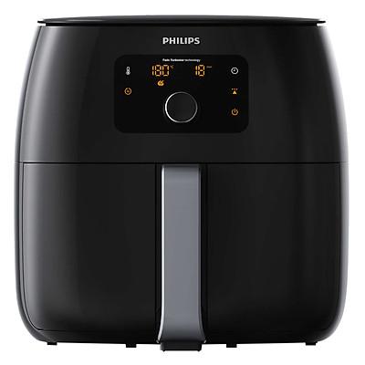 Nồi Chiên Không Dầu Điện Tử Philips HD9650/91 XXL - Hàng Chính Hãng