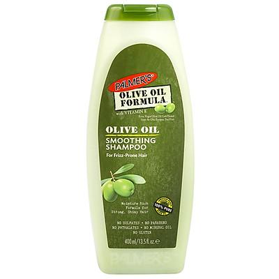 Dầu gội dưỡng tóc nuôi dưỡng và bảo vệ tóc và da đầu Olive Palmer's Olive Oil Formula (400ml)