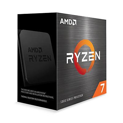 CPU AMD Ryzen 7 5800X (3.8 GHz Upto 4.7GHz / 36MB / 8 Cores, 16 Threads / 105W / Socket AM4)- Hàng Chính Hãng