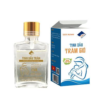 Tinh dầu Tràm Gió chống cảm cúm, kháng khuẩn thương hiệu Ecocare (Chai 30ML)
