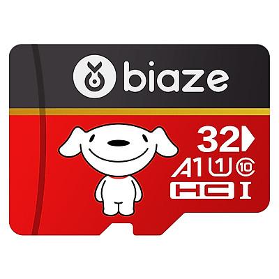BIAZE 128GB memory card Class10 high speed TF card (Micro SD card) driving recorder memory card Jingdong JOY Commemorative Edition - TF128