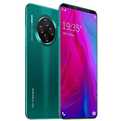 6.1 Inch Mate33 Pro Smartphone 8G HD Screen + 128G Camera with Android