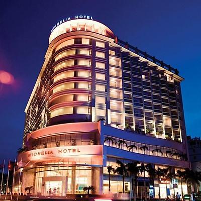 TTC Hotel Michellia 5* - Bữa Sáng, Hồ Bơi, Phòng Tập Gym - Giá Ưu Đãi Năm 2021