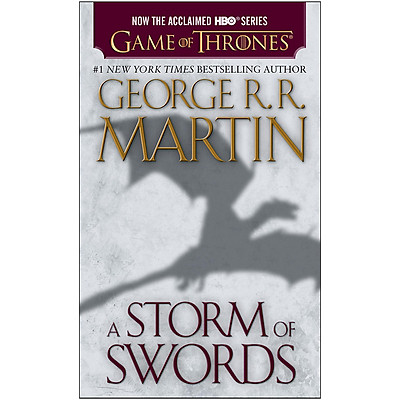 A Song Of Ice And Fire 3: A Storm Of Swords (Hbo Tie-In Edition)