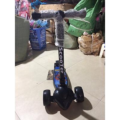 Xe trượt Scooter có đèn ở đâu - màu cho bé trai