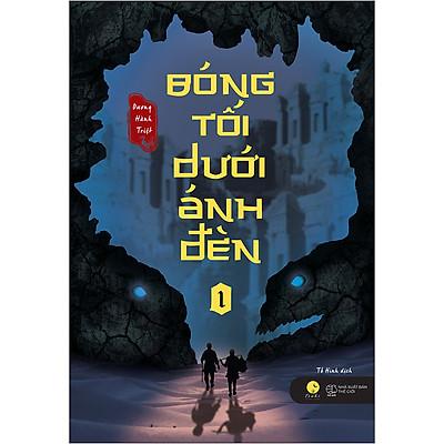 Bóng Tối Dưới Ánh Đèn Tập 1 (Tặng Kèm 1 Bookmark)