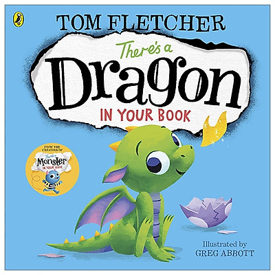 There's a Dragon in Your Book (Who's In Your Book)