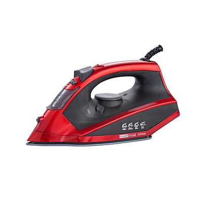 2500W Steam Iron for Clothes with Rapid Even Heat Portable Electric Iron Hand-Held Clothes Ironing Machine For