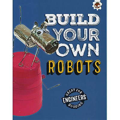 Sách tiếng Anh - Build Your Own Robots