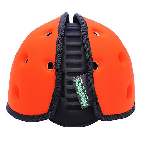 Mũ Bảo Vệ Đầu Cho Bé Mumguard Hình Bọ Cánh Cam - Cam 3
