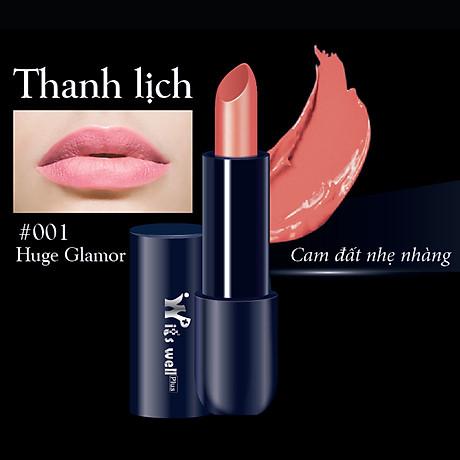 Son Lì It s Well Plus Lipstick Unlimited Sensual Matte 3.7g 2