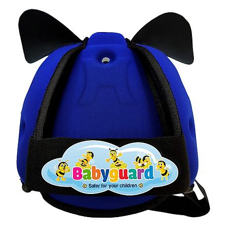 Nón Bảo Vệ Đầu Cho Bé Babyguard Classic BB_CO_Bich (Xanh Bích) 1