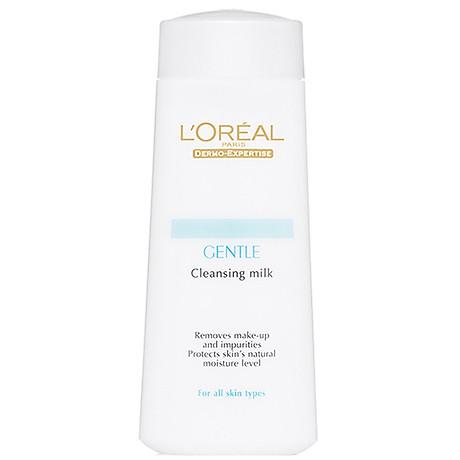 Sữa Tẩy Trang L Oreal - Gentle Cleansing Milk 200ml 2