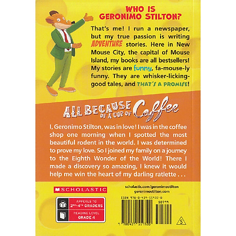 All Because of a Cup of Coffee (Geronimo Stilton, No. 10) 2