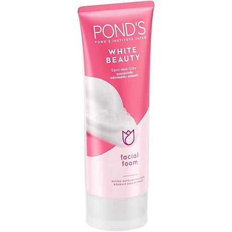 Sữa Rửa Mặt Làm Sáng Da Pond s White Beauty (100g) 4
