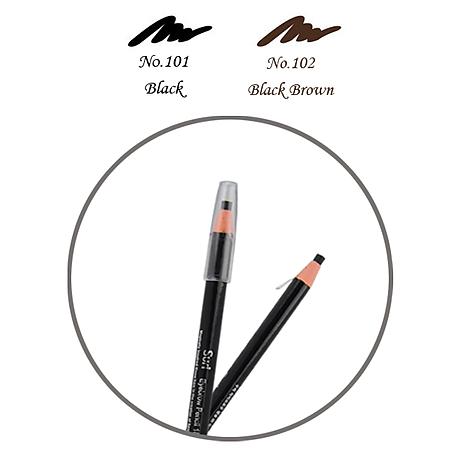 Chì Mày Xé Suri Eyebrow Pencil Hàn Quốc 4