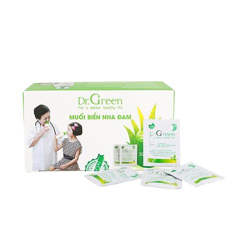 Combo Bình rửa mũi Dr.Green (2 bình kèm 30 gói muối nha đam), Đầu rửa silicone mềm mại, công nghệ van kép 1 chiều chống sặc, điều trị viêm mũi, sổ mũi, viêm mũi dị ứng, viêm xoang 3