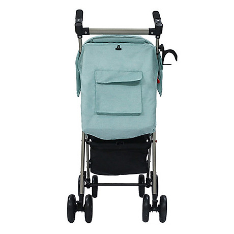 Xe đẩy trẻ em đa năng gọn nhẹ Thời trang cho bé Màu xanh mint 4