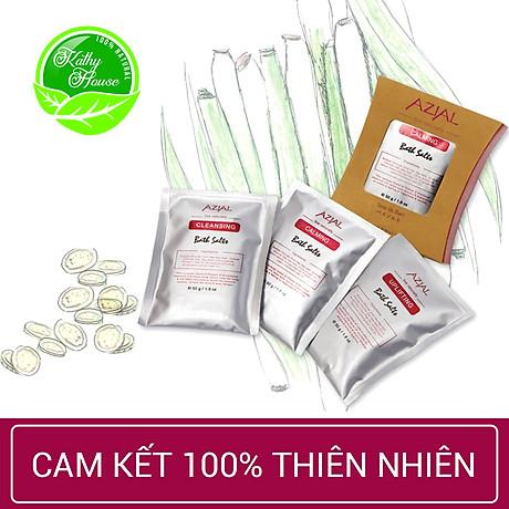 Muối tắm tinh dầu 100% thiên nhiên AZIAL Uplifting Bath Salts 5