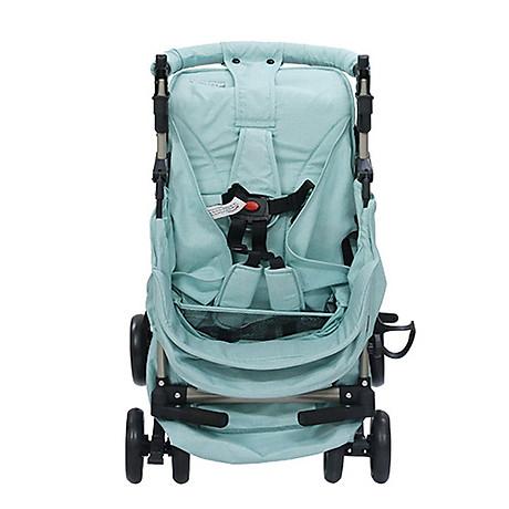 Xe đẩy trẻ em đa năng gọn nhẹ Thời trang cho bé Màu xanh mint 12
