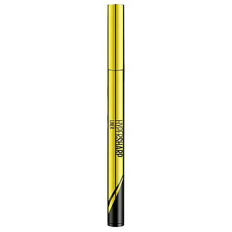 Bút Kẻ Mắt Nước Siêu Sắc Mảnh Không Lem Không Trôi Maybelline New York HyperSharp Liner Đen 0.5g 3
