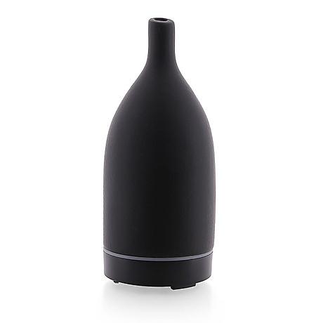 Máy khuếch tán tinh dầu gốm đen Lorganic FX2014 Phun sương sóng siêu âm Thích hợp xông phòng, thanh lọc không khí, khử mùi. 3