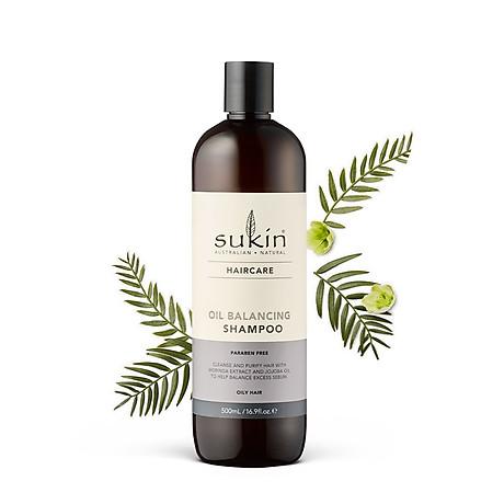 Dầu gội cân bằng dầu Sukin Oil Balancing Shampoo 500ml 2