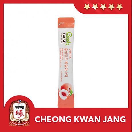 Nước Hồng Sâm Goodbase Đào KGC Cheong Kwan Jang - Hồng Sâm Hàn Quốc, Hồng sâm Vị Trái Cây 2