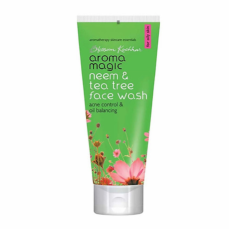 Sữa rửa mặt Aroma Magic Neem & Tea Tree Face Wash - 100ml 1