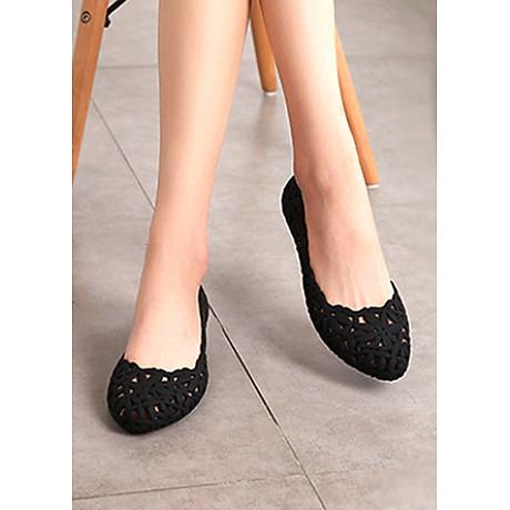 Giày búp bê nhựa dẻo đi mưa không trơn trợt 9600300 8