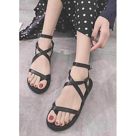 Giày sandal dây chéo 3