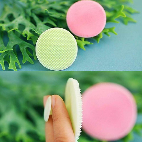 Miếng rửa mặt Vacosi Silicone Cleansing Pad DC04 2