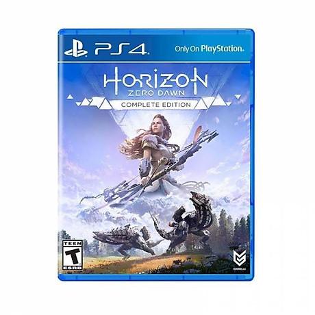 ĐĨA GAME HORIZON ZERO DAWN COMPLETE EDITION - CHO PS4 - Hàng nhập khẩu 1